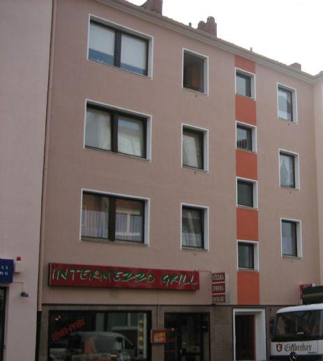Tolle Wohnung im Zentrum mit Balkon