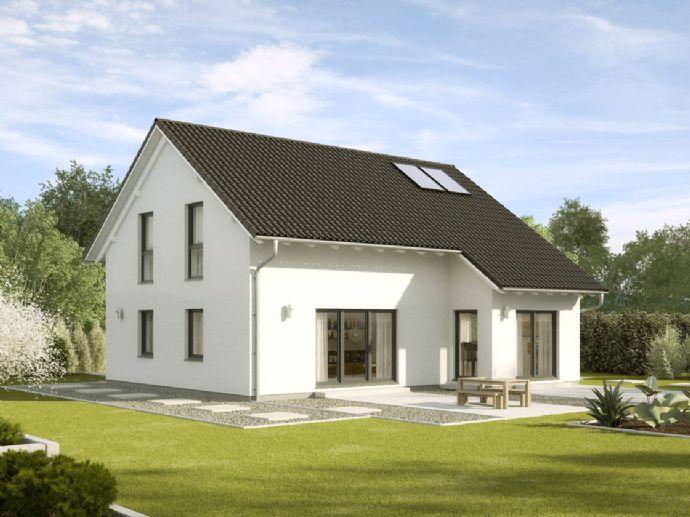 Magnolienallee Variante 1: Dieses Einfamilienhaus mit ...