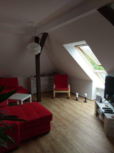 Großzügige 2 Raum Dachgeschoßwohnung In Bester Lage Wohnung Dessau
