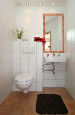 Gäste-WC als Beispiel