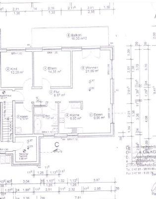 moderne 3 zimmerwohnung zu vermieten wohnung osterholz scharmbeck 2bf6u47. Black Bedroom Furniture Sets. Home Design Ideas