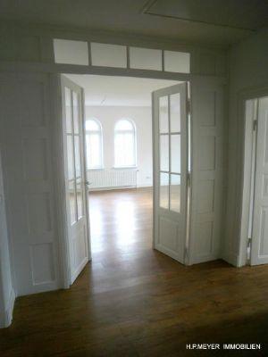 Sichtachse Flur Wohnzimmer