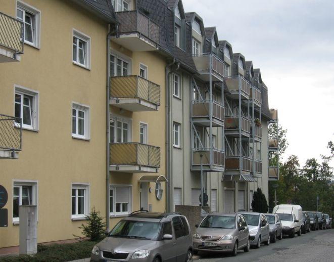 Schöne 2-Zi-Whg Plauen, zentrale Lage