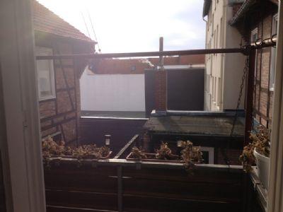 Blick Balkon