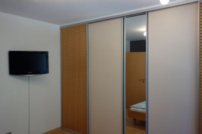 Schlafzimmer - TV Anschluss vorhanden