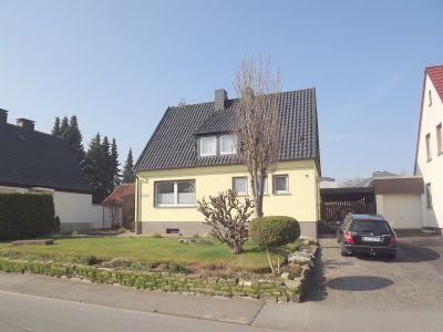 gemütliches Einfamilienhaus mit herrlichem Garten in ruhiger Lage von Soest
