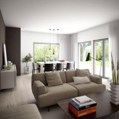 livinghaus solution 126 L V6 Wohnzimmer