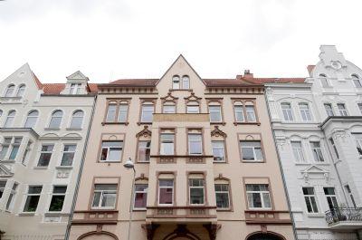 Über den Dächern der Calenberger Neustadt: Ausbaufähiges Dachgeschoss mit sonniger Terrasse