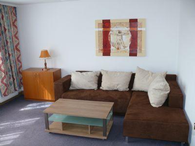 Bungalow-Wohnzimmer