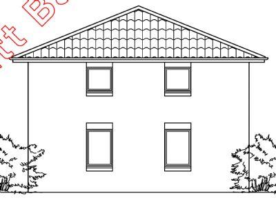 poppenb ttel neubauprojekt geplantes einfamilienhaus in massiver bauweise klinker oder putz. Black Bedroom Furniture Sets. Home Design Ideas