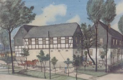 von 1847 - und nun original-getreu restauriert