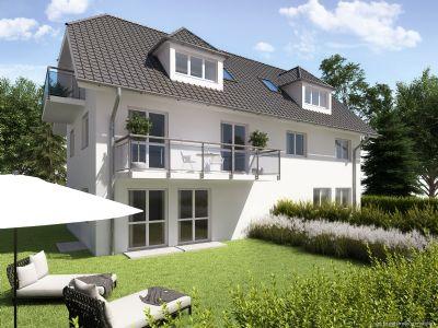 moderne gro z gige neubau doppelhaush lfte auf real geteiltem grundst ck in fasangarten. Black Bedroom Furniture Sets. Home Design Ideas