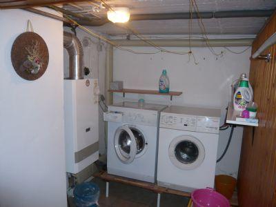 Waschmaschine EG + OG