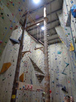 Kletterhalle - Ansicht 6