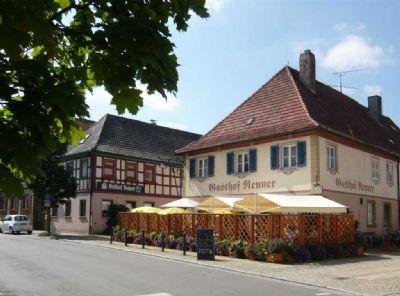 Der Brauereigasthof Neuner am Obermain