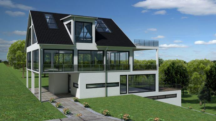 Neubau Moderne Doppelhaushälfte Seepanorama In Ludwigshafen
