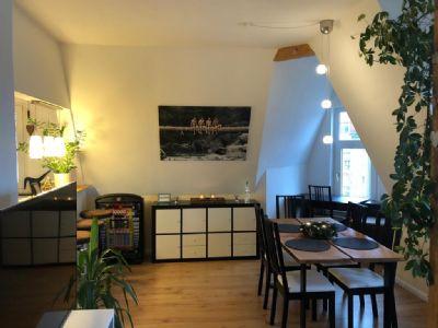 Schöne, renovierte 2-Zi Altbauwohnung in Findorff