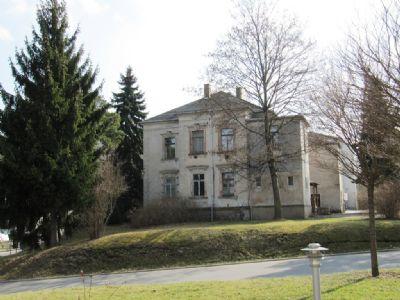 Blick vom Verwaltungszentrum