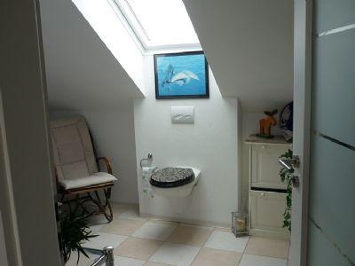 Dachgeschoss Duschbad