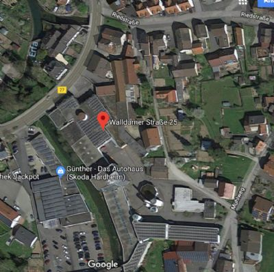 Innenstadt Grundstück als Wohn-und Bürostandort geeignet