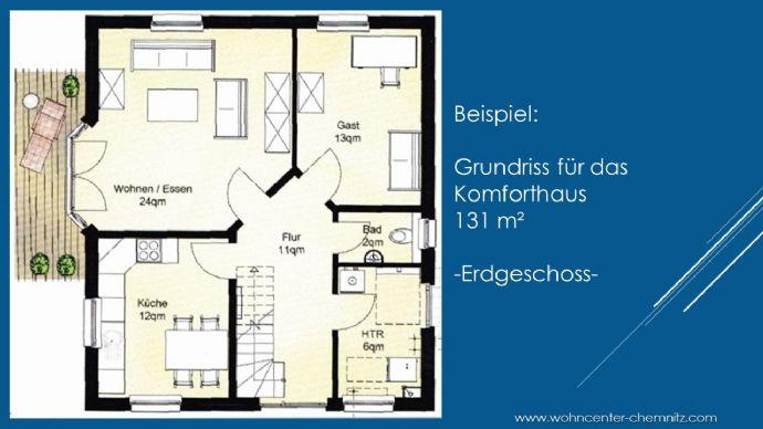 Komforthaus Alle Wünsche Unter Dach Und Fach Einfamilienhaus