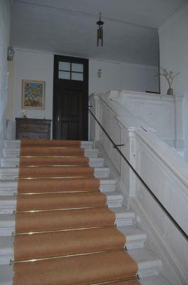 Treppenausgang