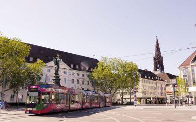 Europaplatz/Beginn Fußgängerzone