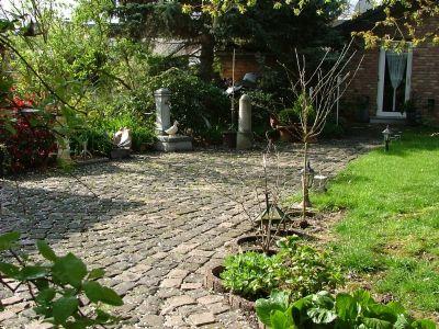 Garten  zum Gartenhaus