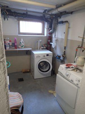 Keller Waschmaschinenraum