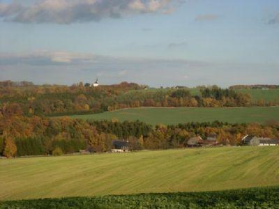 Region um Waltersdorf ...