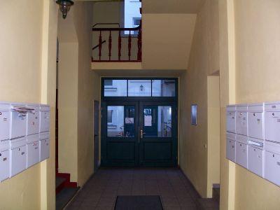 Diesdorfer 13,Hauseingangsbereich