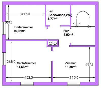Gem tliches einfamilienhaus in perfekter lage in m hldorf for Perfekter grundriss einfamilienhaus