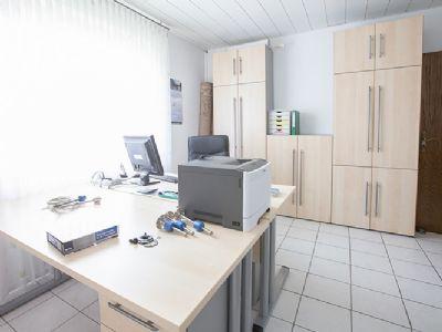 Einliegerwohnung - Büro