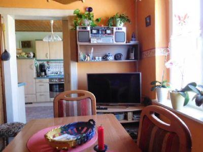 Essplatz mit Küchenblick