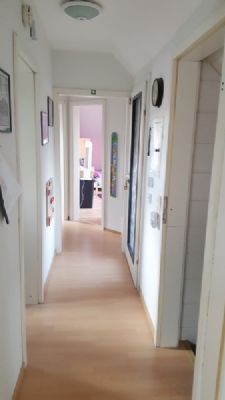 Diele Spitzboden- 4 Kinderzimmer