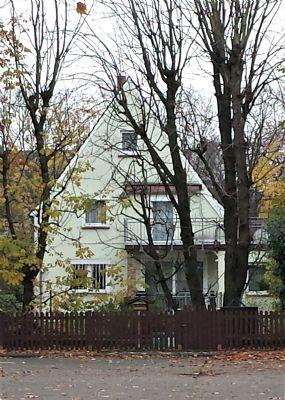 Baugrundstück mit Altbestand in München-Grünwald