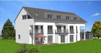 3-Zimmer- ETW mit Terrasse (KfW 55) - Bau hat begonnen-