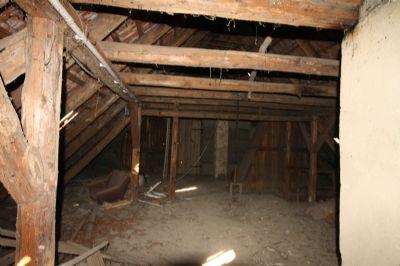 Dachboden Wohnhaus