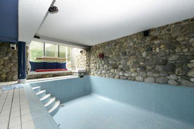 Untergeschoss, Schwimmbad