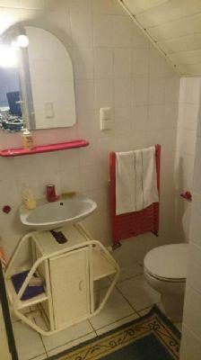Duschbad in der Büroeinheit