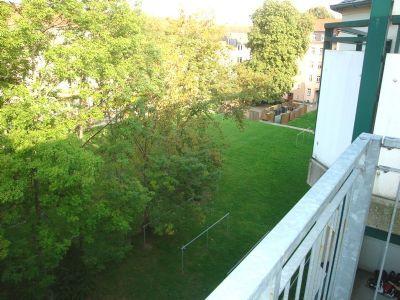 Großer Innenhof/ Garten