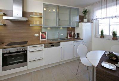 Küche Musterhaus