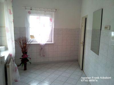 getrennte WC