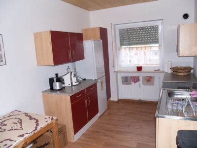 vorhandene Küche kann mit € 200,-- abgelöst werden
