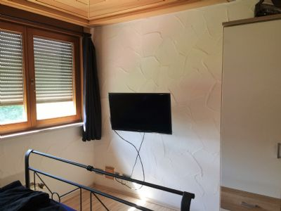 alle Zimmer mit TV-Anschluss