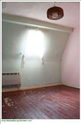 Ein Zimmer im Spitzboden