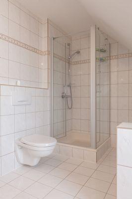 und WC...