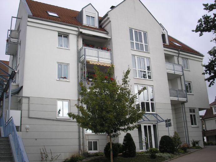 2-Zimmer-Wohnung in der Brunnenallee in Bad Wildungen