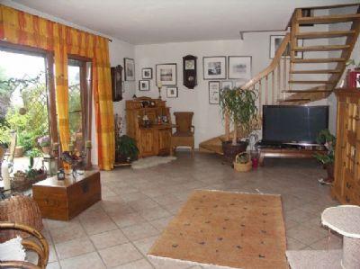 Wohnzimmer Hauptwohnung 2