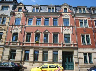 Elbnahe hochwertig san. 4-R-DG-Wohnung mit Gartennutzung, EBK u. Parkett in DD-Pieschen, Nähe Ballhaus Watzke